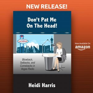 Don't Pat me on the Head - Released!